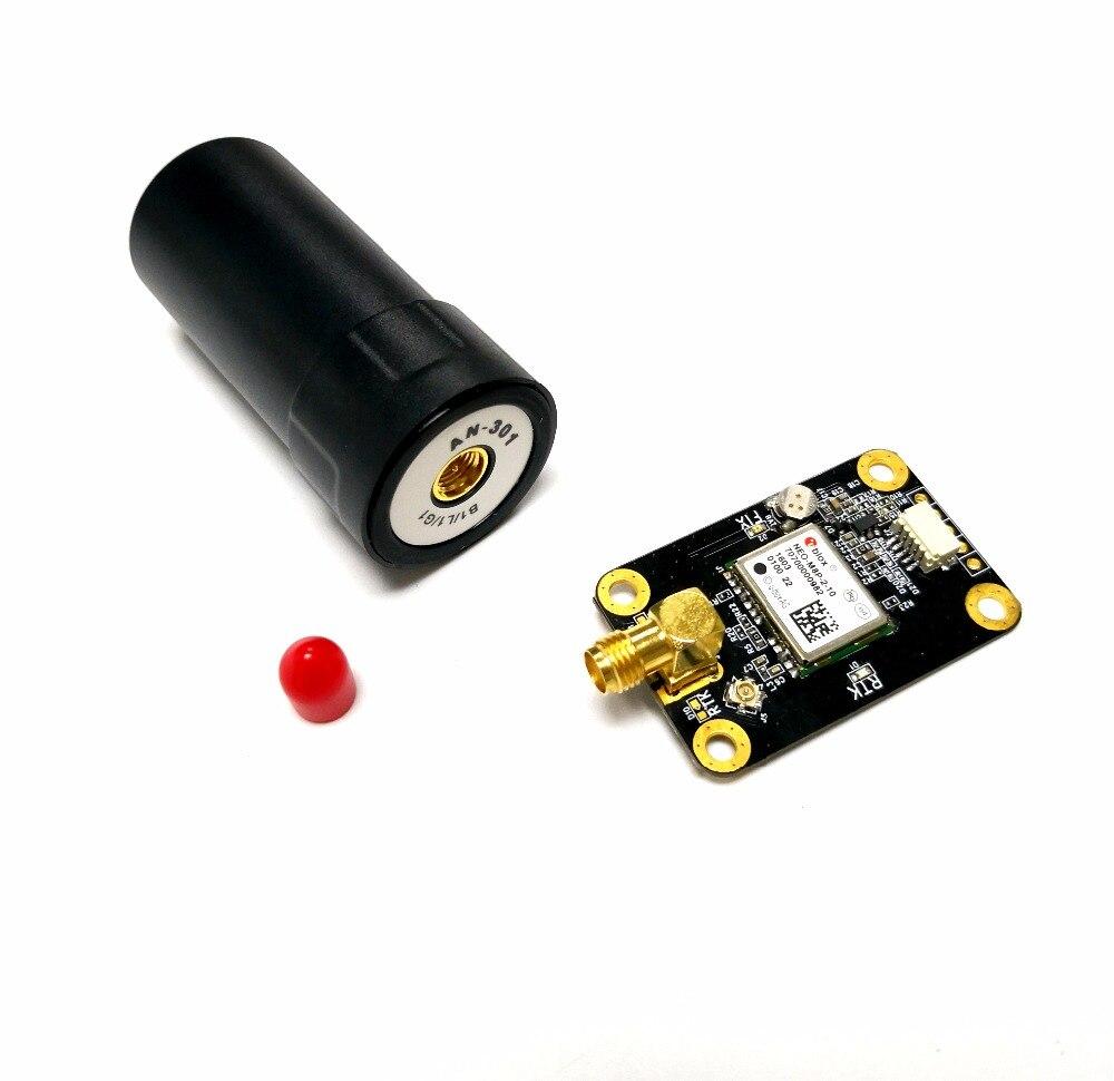 NEO-M8P RTK module, Haute-Précision RTK antenne, GNSS Reciver antenne OEM ODM personnalisation gps glonass UART TTL