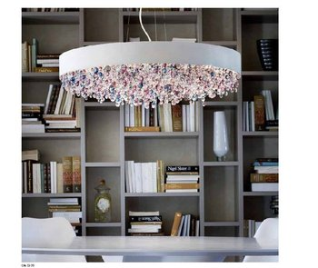 كريستال الثريا المعاصر و التعاقد الحلو مصباح غرفة النوم غرفة الجلوس غرفة الطعام فندق الهندسة أضواء