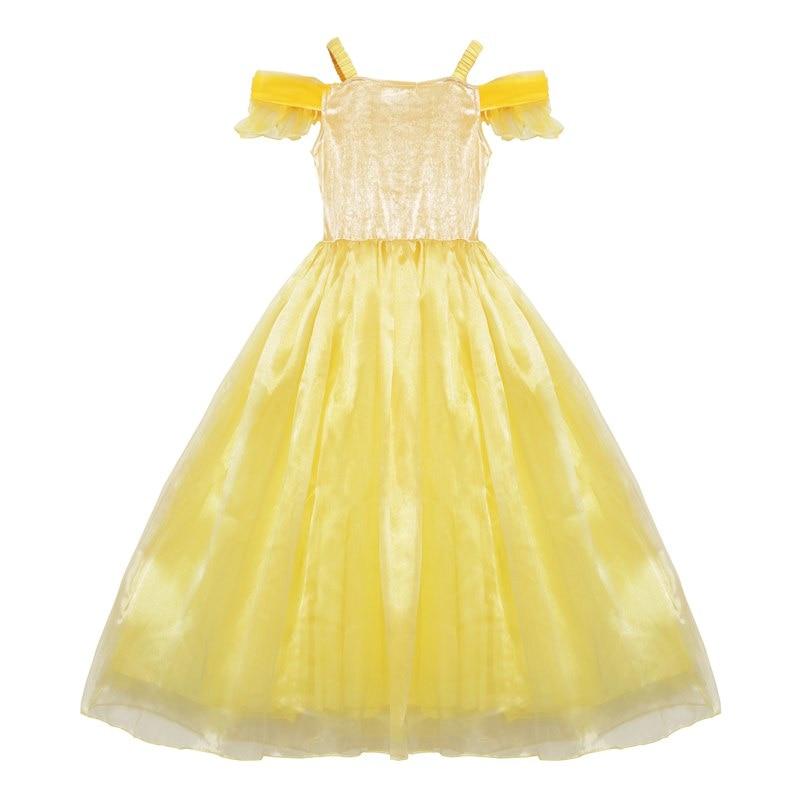 MUABABY κορίτσια Belle ντύνομαι Καλοκαίρι - Παιδικά ενδύματα - Φωτογραφία 2