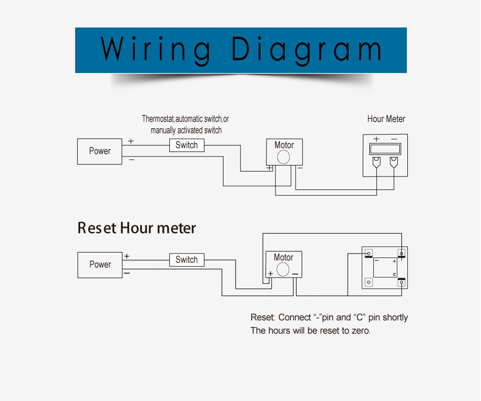 Ac Hour Meter Wiring on 3 phase heater wiring diagram