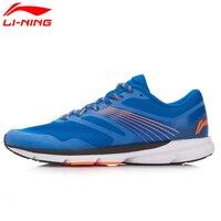 리튬 닝 새로운 남성 신발 루즈 토끼 스마트 실행 신발 스마트 칩 운동화 쿠션 통기성 스포츠 신발