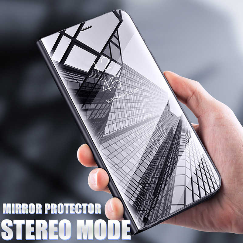 Detail Feedback Questions about Mirror Smart Case for Samsung Galaxy
