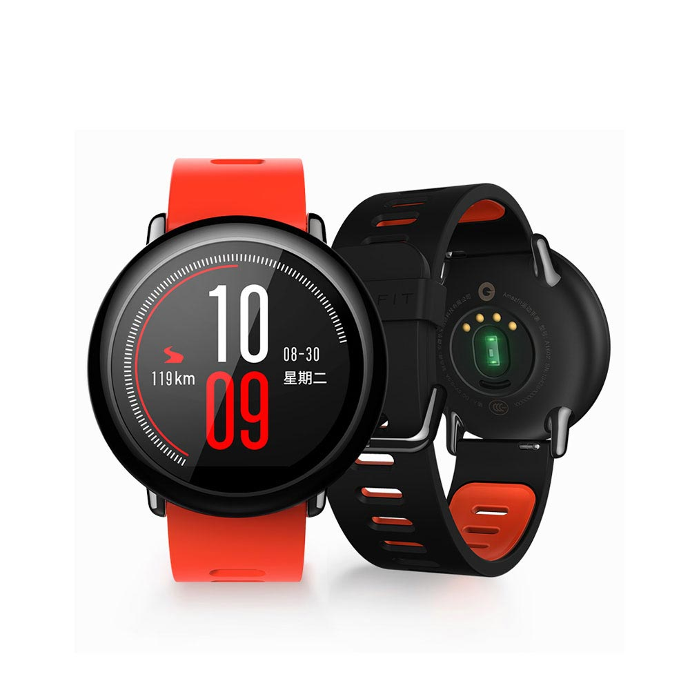 Huami AMAZFIT Pace Sports Smart Watch Wearable Devices English Version Heart Rate Monitor GPS Bluetooth 4.0 miband for Xiaomi цена
