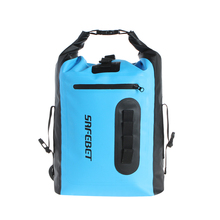 45L Waterproof Bag Dry Bag Folding Backpack Camping Accessories For Watersports Outdoor Activities Beach Rafting Running Bags