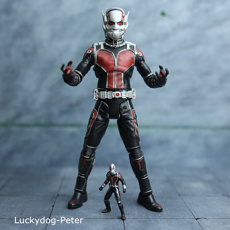 Ant Man Action Figure Movable Scott Lang Ant man Doll PVC