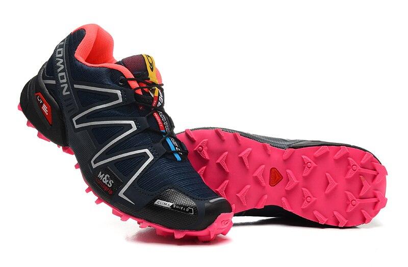 02f55d650419 Original Salomon Speed Cross 3 CS III Women Shoes Outdoor Woman Sneakers  Zapatos De Mujer Running Shoes For Women Fencing Shoes-in Running Shoes  from Sports ...