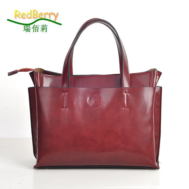 ФОТО 2015 Fashion Women handbag Composite Leather Top-handle Bags Trendy Tote Bolsas Hot Women Shoulder Bag New Style Messenger Bags