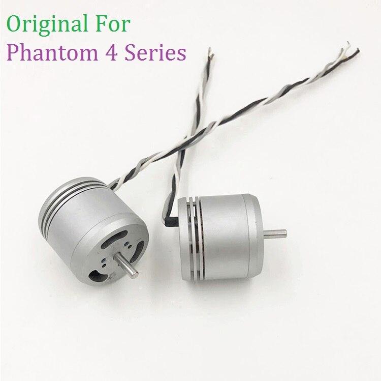 1 para (2 sztuk) 100% oryginalny Phantom 4 silnik 2312 S CW/CCW dla DJI Phantom 4 Pro V2.0/z góry naprawa części w Silnik od Elektronika użytkowa na  Grupa 1