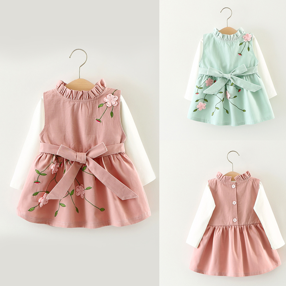 Baby Girl Clothes 2019 New