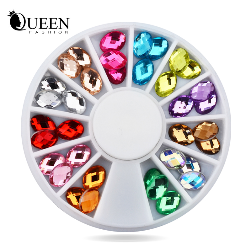 Online Buy Wholesale Nail Designs Gems From China Nail