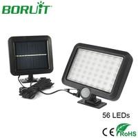 Smart PIR Human Sensor Solar Lamp Led Solar Light Ultra Bright Spotlight Outdoor Path Wall Lamp