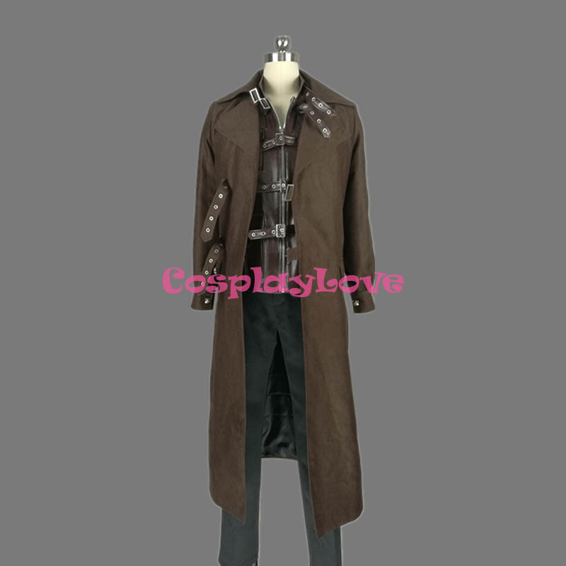 Harry Alastor Moody Brown Cosplay Costume Custom Made High Quality CospalyLove