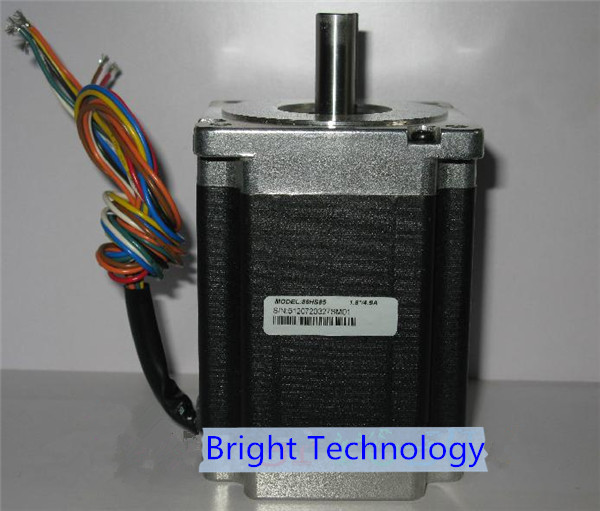 New Original 86HS85 Leadshine 2-phase NEMA 34 Hybrid Stepper Motor OneYear Warranty