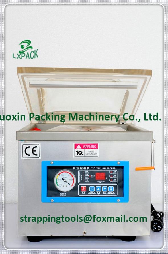 lxpack lowest factory price horizontal vacuum chamber vacuum sealers bags vacuum packaging compact lightweight vacuum sealer - Chamber Vacuum Sealer