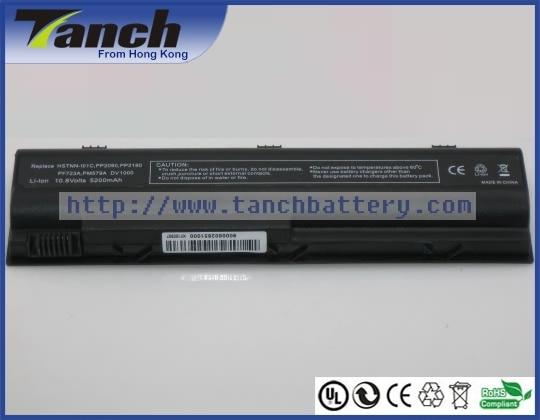 סוללות למחשב נייד עבור HP 367759-001 398752-001 - אביזרים למחשב נייד