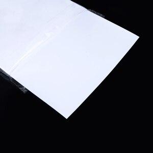 Image 4 - 100 יח\חבילה A4 גודל מיוחד UV צללים הדפסת נייר להכנת תמונה זכוכית קרושון תכשיטים