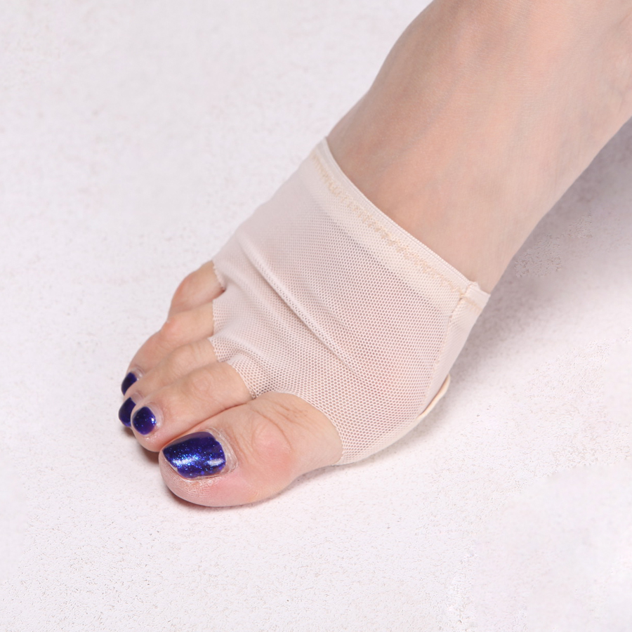 Foot Thongs Belly Ballet Dance Footwears S M L Insole Dance Paws Foot Pads