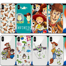 Korea Cartoon Toy Story Drie Ogen Silicone Cover case Voor iphone 4 4S 5C 6 6S 7 8 Plus 5 S 5 SE X XR XS Max 11Pro MAX 11Pro 11(China)