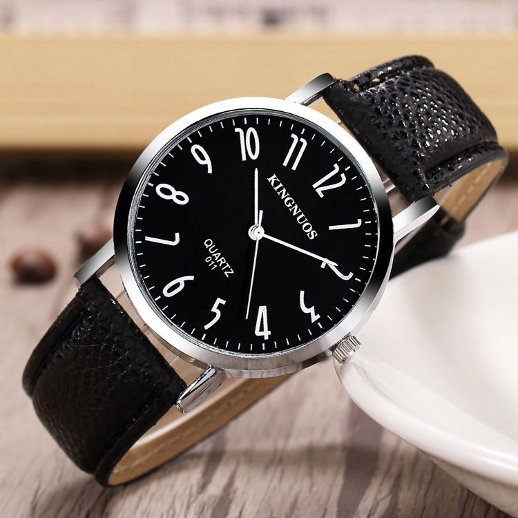 Kingnuos fashion hodinky 2018 mens watches brand famous casual quartz watch men clock male wrist for Kingnuos watch