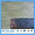 (MO1> 99.95%) Размер отверстия 0 5 мм (40 сетка) молибденовая проволочная сетка 100mmx1000мм запас