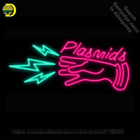 2018 New Neon Sign Bioshock Plasmids Real Glass Tube Neon Sign Light Handcrafted Recreation Home Room Wall Iconic Sign VD 30x13