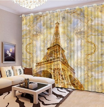 tower curtains