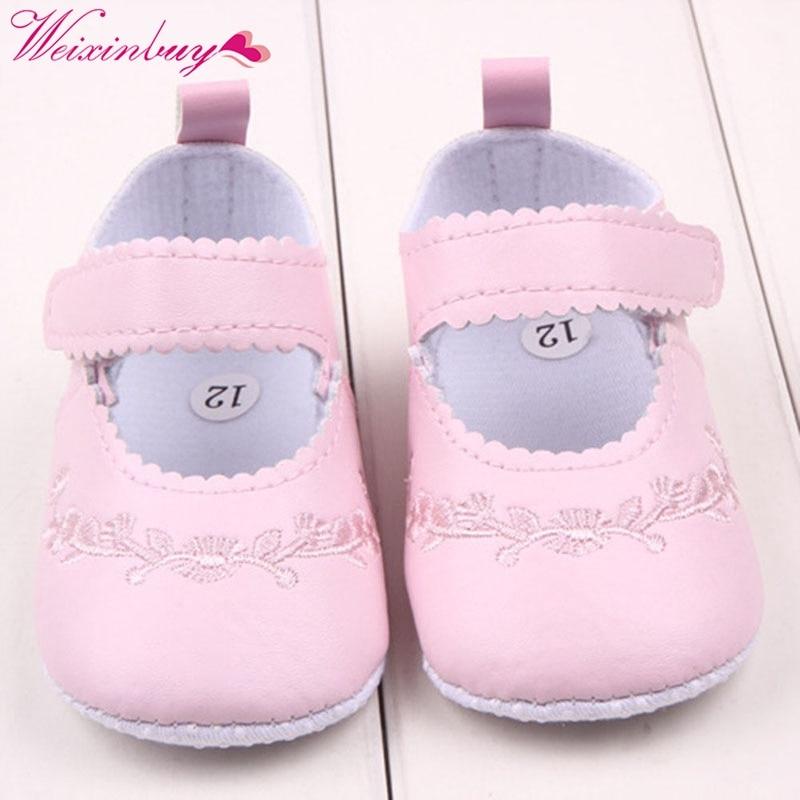 Shoes Sneakers Prewalker Newborn Girls Infant Hot Kids Lovely