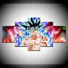 5d diy diamond painting home decorative embroidery 5pcs Dragon Ball Goku for decoration H273