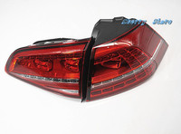 NEW Right LED Tail Lights Tail Lamps Taillights Tail Light Assembly 5G0 945 208 5G0 945 308 For Volkswagen VW Golf GTI GTD MK7