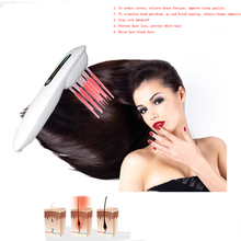 ATANG Hair Growth Care Treatment Laser Massage Hair Comb Massage Equipment Comb Hair Brush Grow Laser Hair Loss Therapy+Gift lllt 650nm laser hair care comb for hair regrowth head massage