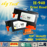 One Set 2 Pcs Remanufactured Print Head For HP940 C4900A C4901A For Hp Hp Officejet Pro