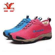 XiangGuan Men Women Low-Cut Original Hiking Shoes Non-Slip Trekking Shoes Winter Warm cotton inside Outdoor Shoes Approach Shoes