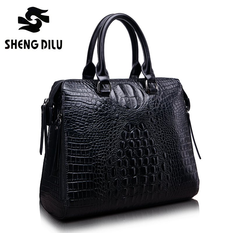 Genuine Leather Ladies Handbags Women Famous Brands Crocodile Embossed Handle Luxury Wristlet Hand Bag Clutch Evening Totes Girl xbrl导论:可扩展商业报告语言