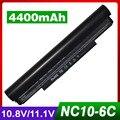 Black Battery For Samsung N108 N110 N120  N128 N130 N120 N270B NC10 ND10 NC20 AA-PB8NC6B AA-PL8NC6B BA43-00189A AA-PB8NC6B/E