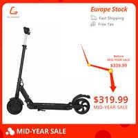 KUGOO S1 patinete electrico adulto scooter plegable 350W Motor de 8 pulgadas 30KM mi leage PK Xiaomi mi m365 con accesorios