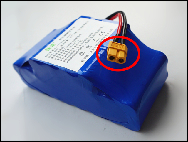 Free DHL for Scooters Battery 36V 4.4AH 4400MAH Dynamic Rechargeable Lithium-ion Battery Packs