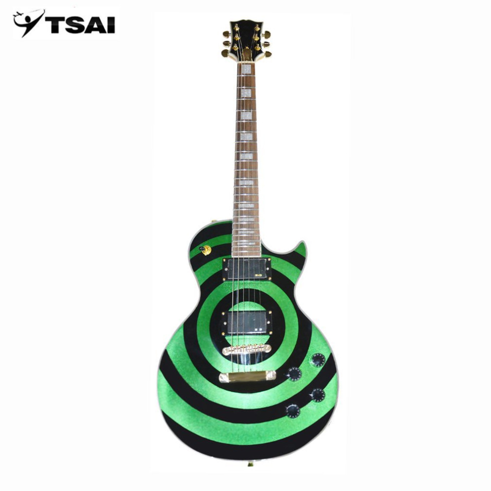 tsai electric guitar mahogany body 22 frets rosewood fingerboard guitar 6 string closed tuner. Black Bedroom Furniture Sets. Home Design Ideas