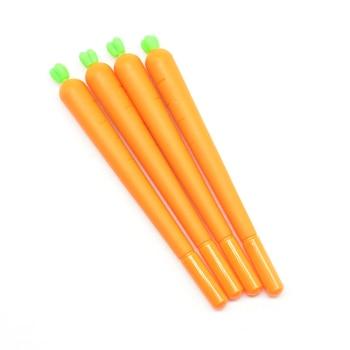 4 Pcs/Set gel pen kawaii 0.5mm cute tinta plastic color office lapices supplies papelaria stationery kalem material escolar
