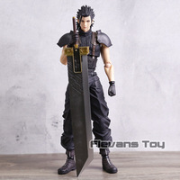 Original Play Arts KAI Final Fantasy XV Zack Fair PVC Action Figure Collectible Model Toy