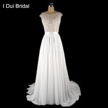 Beaded Custom Lace Dresses