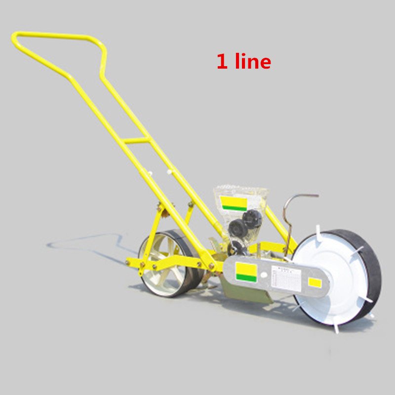 Hand Seeder One Line Vegetable Carrots Spinach Rape Carrot Ginseng Spinach Cabbage Spinach Wheel Machine Seed Plant Tool
