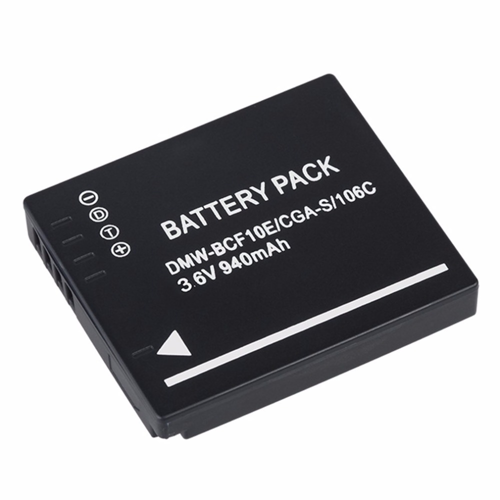BATERIA para Panasonic Lumix dmc-lx2 1000 Mah