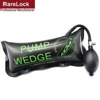 Rarelock Hardware Professional Rubber Pump Wedge Airbag Universal Air Wedge Locksmith Tools Car Door Lock Opener