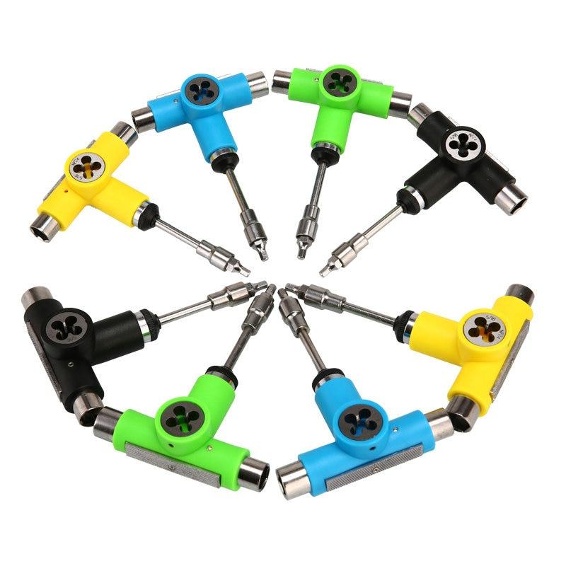 New Skateboard Tools 1pcs Roller Skate Skateboard Adjusting Tool L Wrench