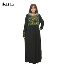 Muslim women dress jilbabs and abayas islamic Abaya clothing for woman clothes turkey dresses pictures Plus size woman clothing