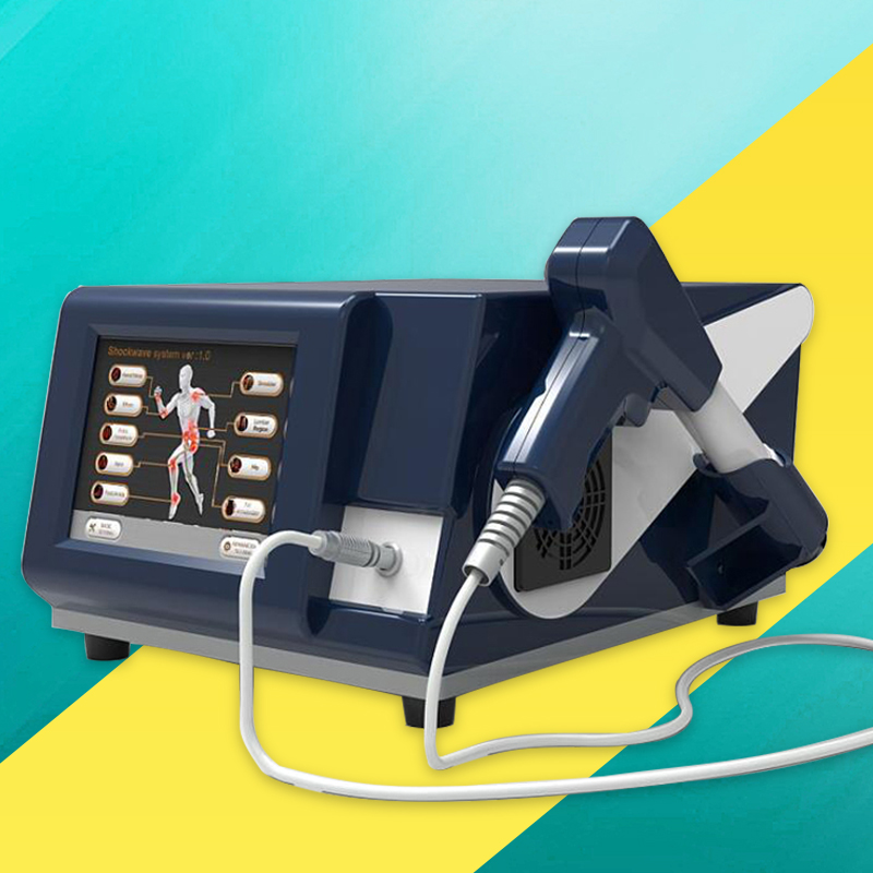 6 Bar Pneumatic Shock Wave Machine Shockwave Physiotherapy For Erectile Dysfunction Extracorporeal Shock Wave Therapy For Pain