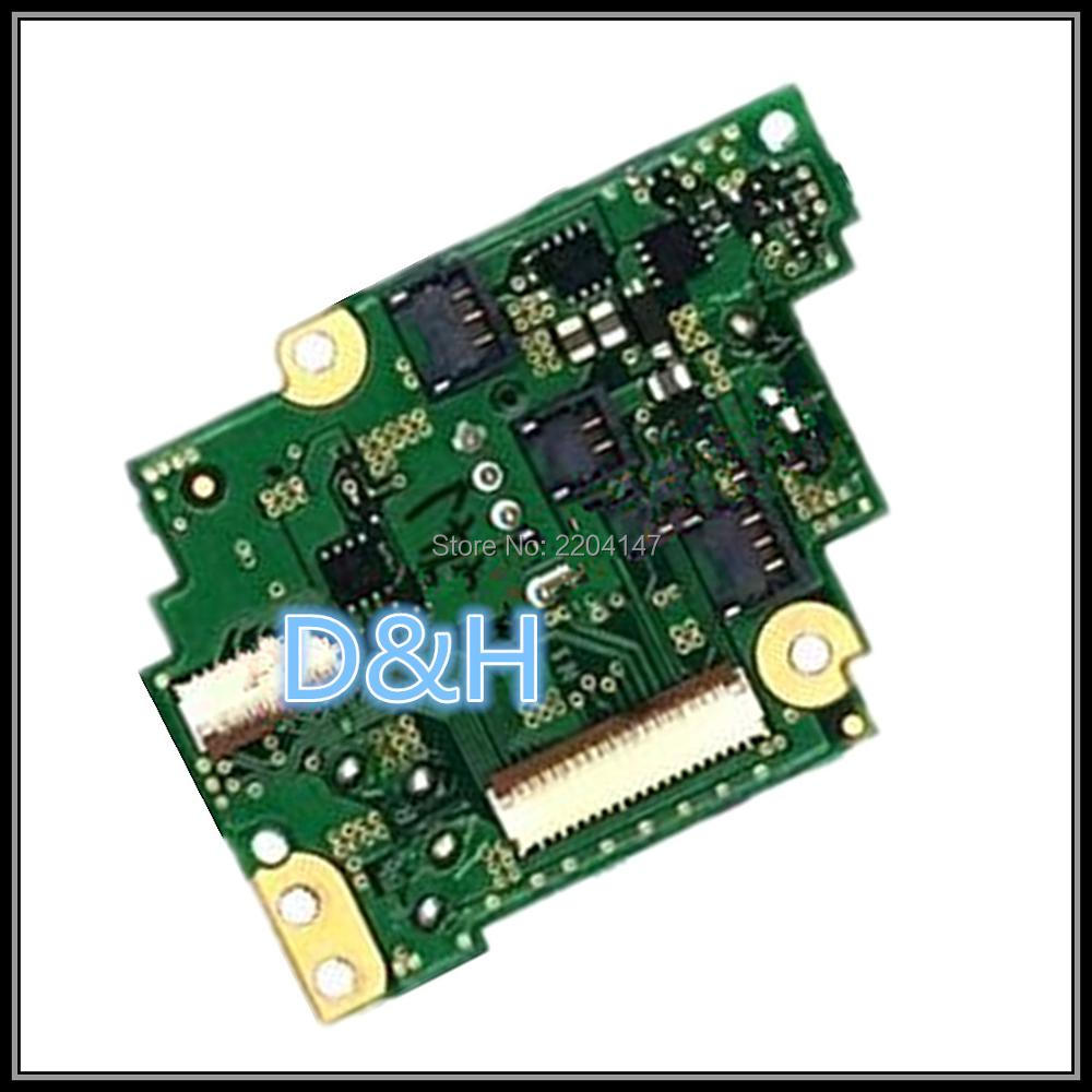 Original Power board PCB For Nikon D7200 Replacement Unit Repair Parts  цены