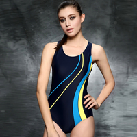 Swimwear Women Arena Swimsuit Competitive Swimming One Piece Swimsuits Racing Girls Training Swim Suit Bodysuit