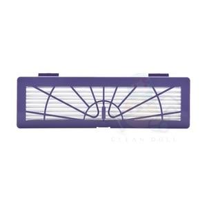 Image 3 - 10 PACK czyste lalka filtr HEPA do Neato Botvac filtr D podłączone D7 D80 D85 D3 D75 D5 70e 75 80 85 filtry do odkurzaczy