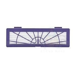 Image 3 - 10 paquete Muñeca limpia filtro HEPA para Neato Botvac D con filtro conectado D7 D80 D85 D3 D75 D5 70e 75 80 85 Filtros de aspiradora